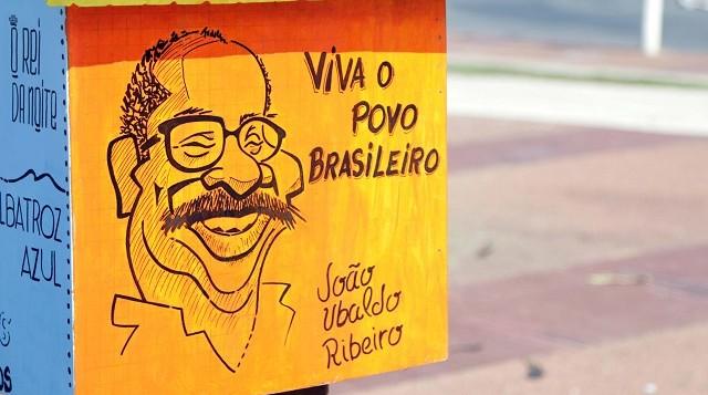 Pituba ganha estátua de João Ubaldo e nova Praça Wilson Lins