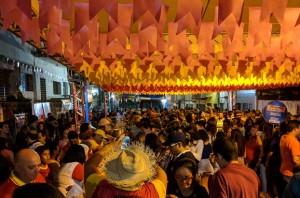 26/04/2018. Credito: Lula Portela/Divulgacao. Lancamento do Sao Joao de Caruaru na rua 3 de Maio, um dos bercos da festa.