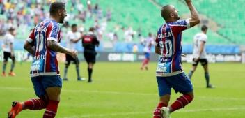 Bahia arranca empate com Botafogo nos acréscimos, mas segue no Z-4