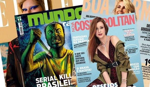 Editora Abril anuncia fim da Boa Forma, Elle, Mundo Estranho e outros títulos