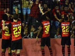 acae6317e60f7 Sport vence o Ceará