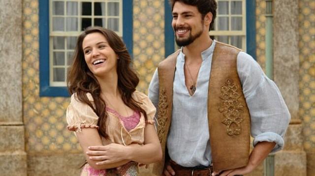 """""""Cordel Encantado"""" cresce no segundo capítulo e impulsiona grade da Globo"""