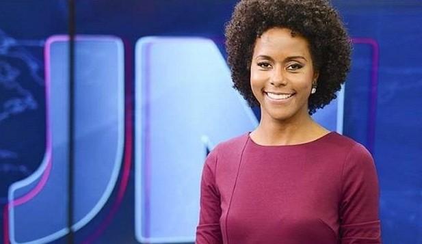 Maju Coutinho será primeira negra a assumir bancada do Jornal Nacional