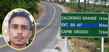 Caldeirão Grande: Homem morre em operação da Rondesp