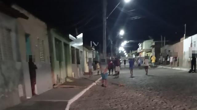 Miguel Calmon: Homem é assassinado dentro de casa e criança é baleada