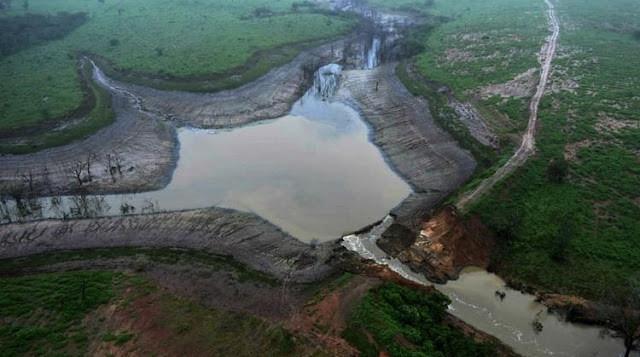 Bahia: Seca atinge 101 municípios e mais de 1 milhão de pessoas