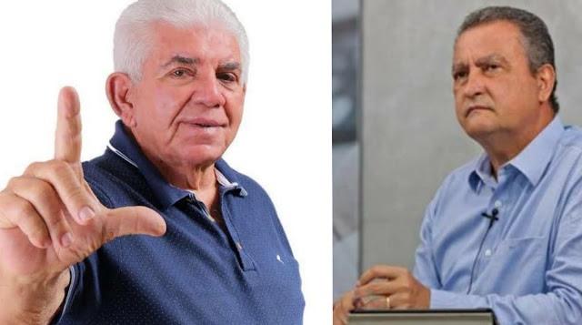 """Filadélfia: Prefeito """"peita"""" governo da Bahia e permite paredões"""