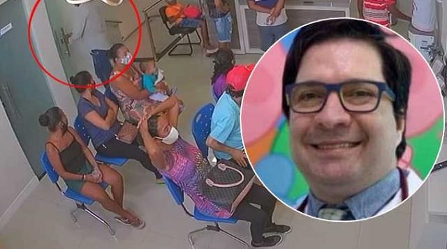 Homem que teria mandado matar pediatra se apresenta à polícia em Barreiras