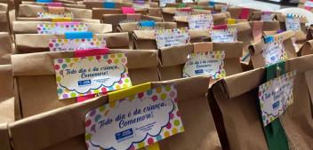 Riachão: Prefeitura entrega kits para comemorar o dia das crianças
